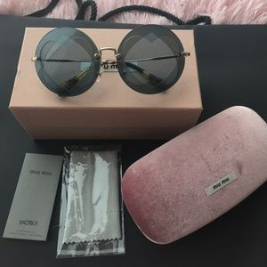 995df65dbe2 Miu Miu Accessories - New 🔥🔥Miu Miu 100% And Authentic